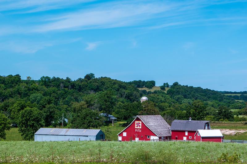Wisconsin Farm and Barn