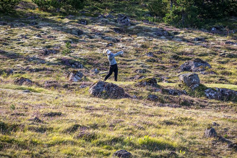 Íslandsmótið í golfi 2019 - Grafarholt Myndir: Grímur Kolbeinsson