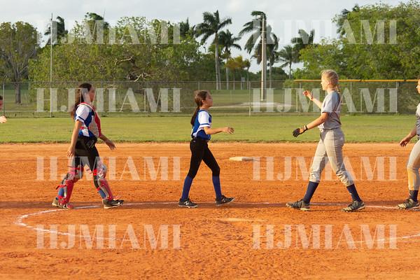 Middle School Softball 2/25/19