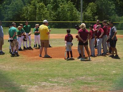 HPC Spring Baseball Game 5 5-3-14