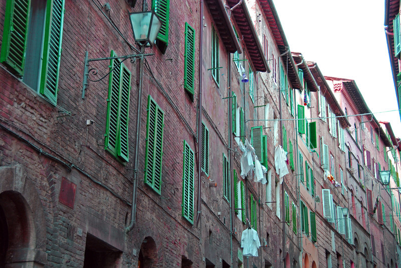 Windows in Green