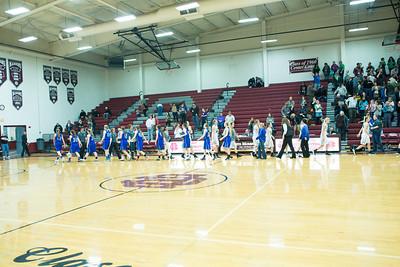 District Tournament Drummond Girls Vs Ennis