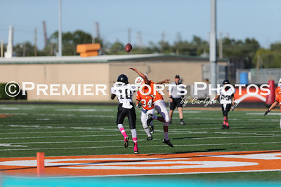 La Porte Freshman B Football vs. PA Memorial 10/16/2014
