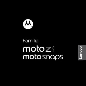 Moto Z com Moto Snaps