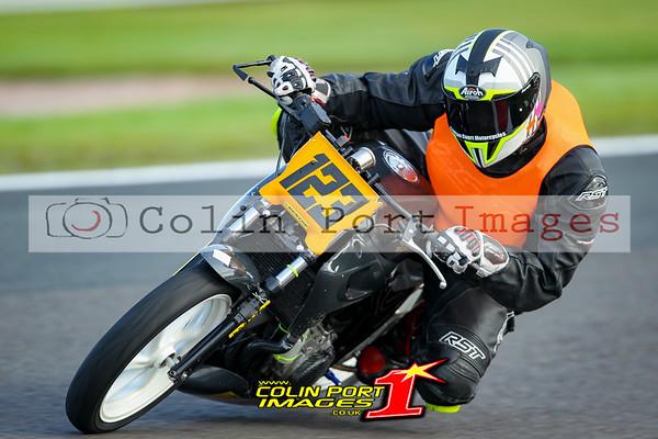 CB500 SENIOR & F/MAN Oulton Park TSGB 2021