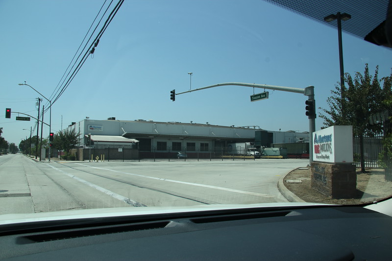 Vons Plant from Slauson and Boxford.