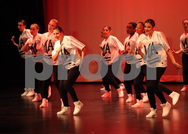 DESSERT - Mane Attraction Dance Team