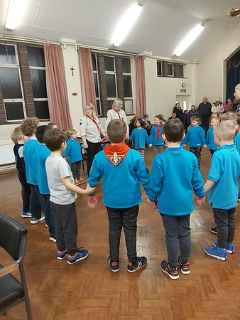 2020-02-28 Pancakes and Investitures
