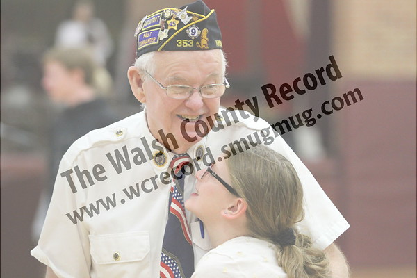 Minto Veterans Day Program 2018
