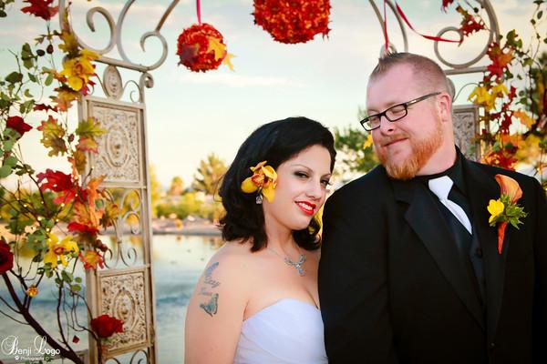 Rob & Josland Wedding