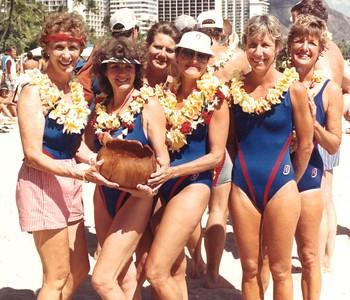 45th Annual Macfarlane Regatta 7-4-1987