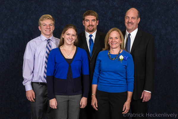 2013-11-17 Hillsdale College Football Banquet