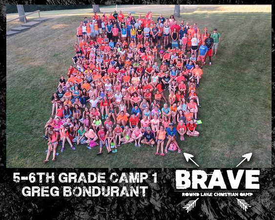 5-6th Grade Camp 1