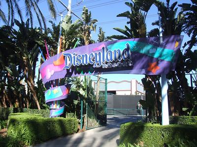Disneyland Resort - 1/18/09