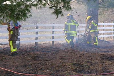 03-23-09 Jackson Twp FD Grass Fire