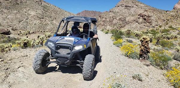 4/19/19 Eldorado Canyon Photos