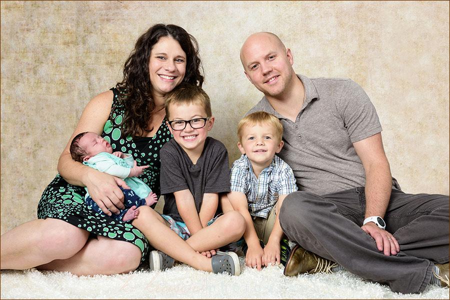 Family Horizontal