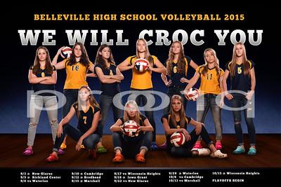 Belleville Volleyball