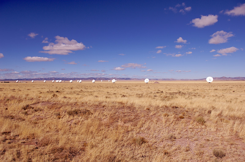 Very Large Array, Socorro County, New Mexico 2006