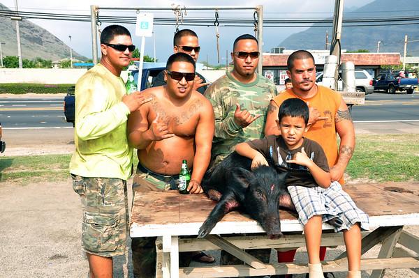 Stab Um, Pack Um and Rack Um 2010