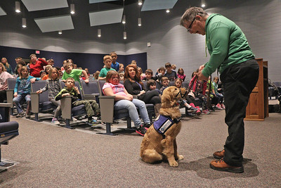 Leader Dogs for the Blind Presentation