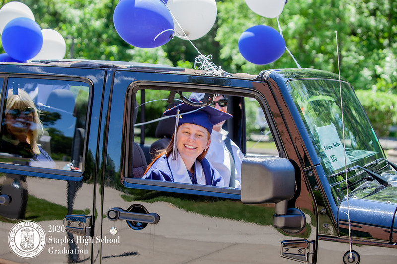 Dylan Goodman Photography - Staples High School Graduation 2020-579.jpg