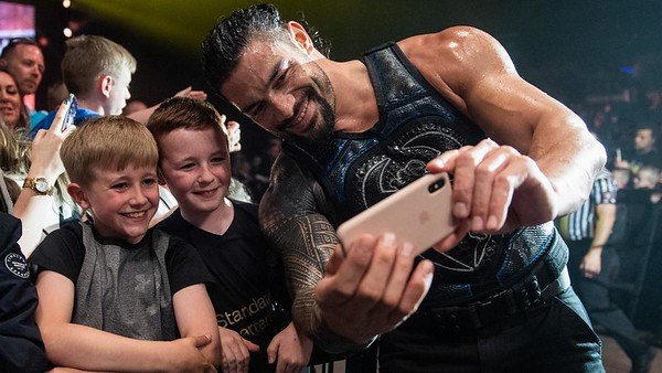 Roman Reigns - Digitals WWE Live Liverpool (May 2019)