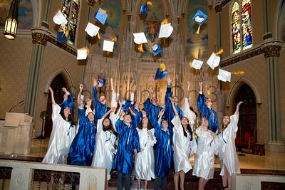 Graduation - AACA Class of 2015