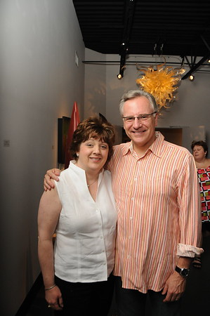 Bryce Hammond Opening @ Millenia Gallery 5-1-09
