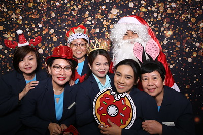 Mount Elizabeth Christmas Party
