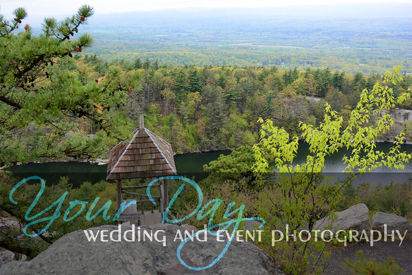 Ganesh & Priya's Surprise Engagement at Mohonk
