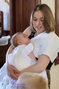 Adley's Baptism & Noah's Birthday