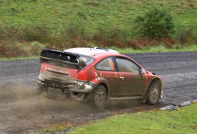 2007 Rally NZ - Day3 - SS13,15,16,18