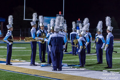 9-27-2018 Norwin Band After The Game