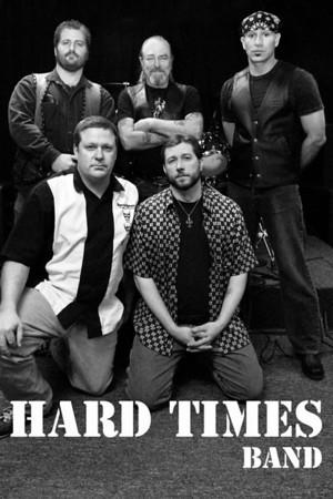 Hard Times Band at QBilliards 2010