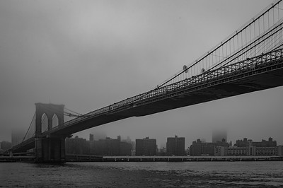 Brooklyn Bridge and Waterfront