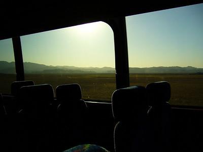 2006 Autumn LA Train Trip