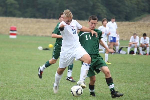 OCHS Soccer vs South Spencer, IN