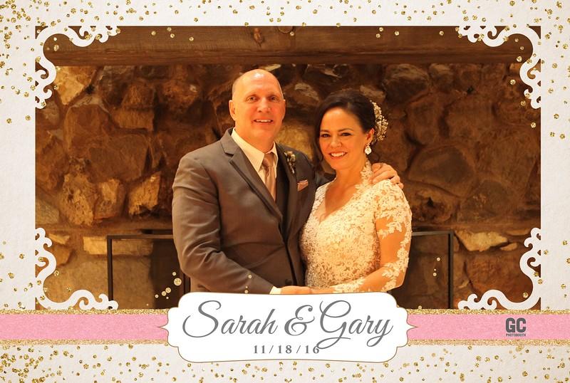 Sarah & Gary's Wedding