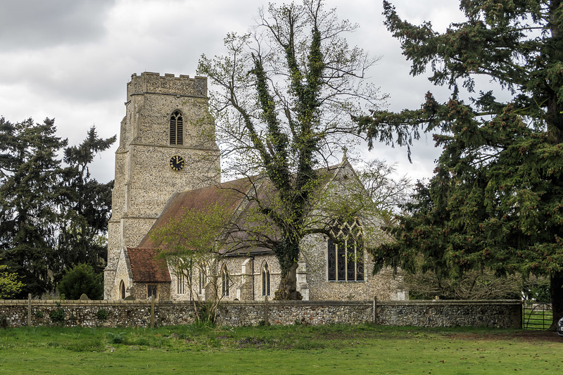 West Stow, St. Mary