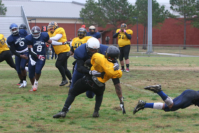 46th Annual Charity Football Bowl (sponsored by Toyota)