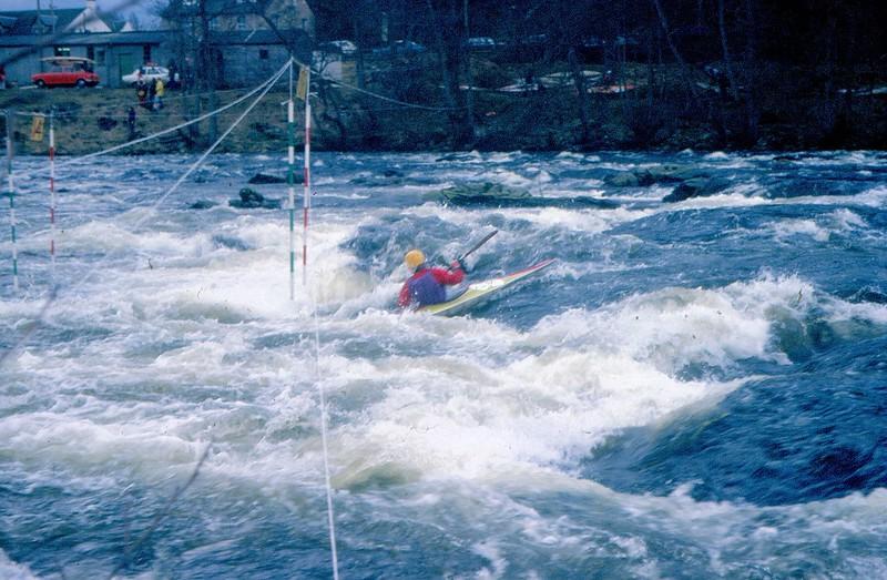Grantully Easter 1978  Joe Dixon  Div 1 K1 1st