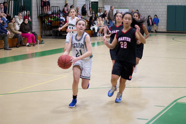 Middle School Tartans Basketball vs Hillsborough