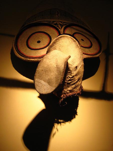 polynesian art at bishop's museum
