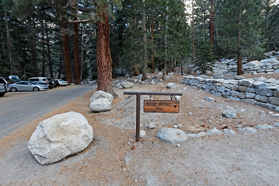 Main Trail Overnight - December 1-2, 2007