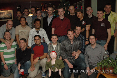 Matthew Browning's Holiday Party