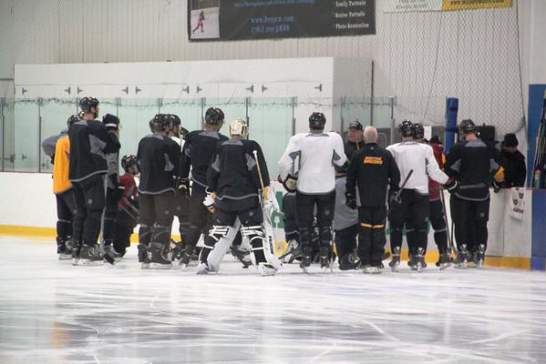 Bruins Open Practice 2-28-14