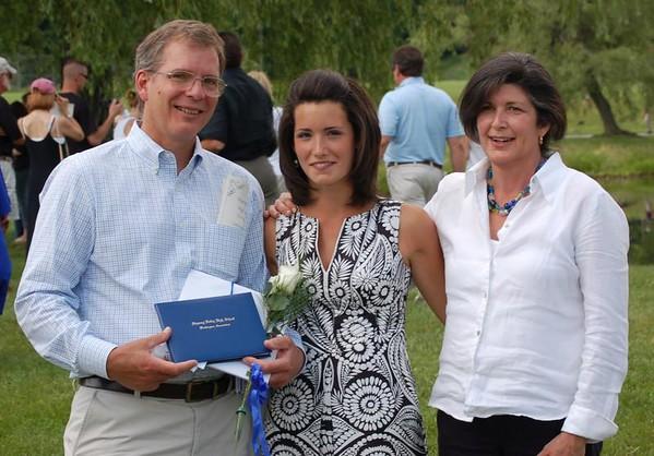Kelsey Mackay's Graduation June 2008
