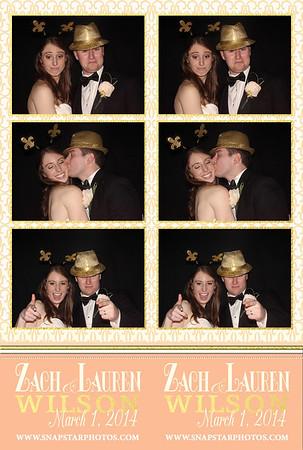 2014-03-01 Zach & Lauren's Wedding