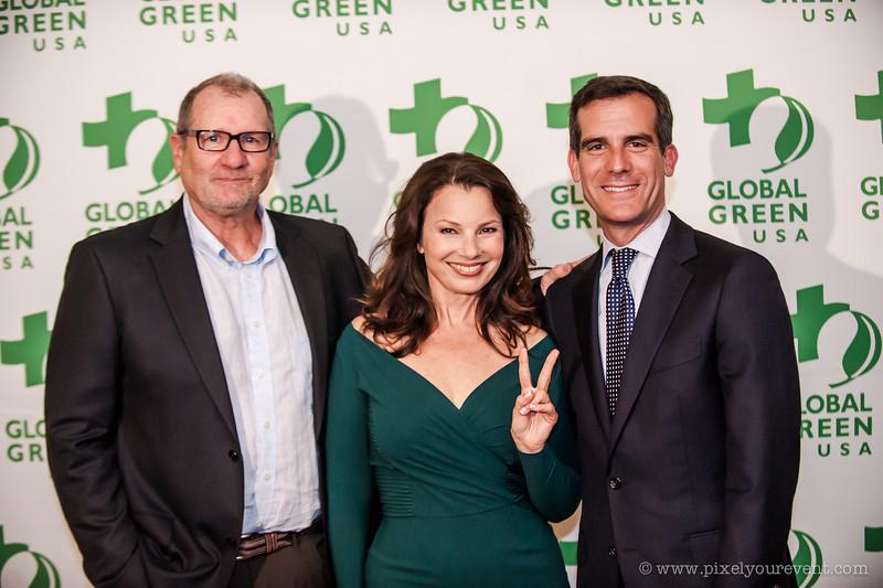 Global Green Awards - Jun 9, 2013